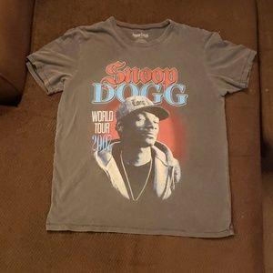 Snoop Dogg short sleeve T